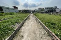 Bán 49m đất Bến Trung - Bắc Hồng - Đông Anh, mặt tiền hơn 5m, ngõ gần 3m