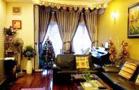 Nhà đẹp phân lô, nội thất sin, Gara ô tô, ở ngay phố Cầu Giấy 60m2, 5T, MT 5m, giá 10 tỷ. 0936091181