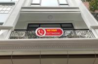 Bán mặt phố Kim Đồng 5 tầng, 50 m2, nhỉnh 7 tỷ, Kinh doanh, Spa, Café  LH 0977440990