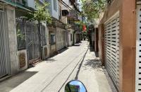 Bán đất tặng nhà Nguyễn Đức Cảnh 65m giá nhỉnh 4 tỷ, ngõ thông, kinh doanh.
