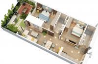 Chỉ cần có 560 triệu sở hữu ngay căn 2pn 65m2 thiết kế đẹp nhất mặt đường Tố HữuLH 0984994111