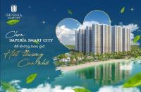 Phòng kinh doanh CĐT cập nhật bổ sung quỹ căn 2PN+1 lô góc view đẹp - Imperia Smart City