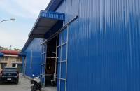 Khuyến mại mùa dịch kho xưởng giá rẻ tại KDT Thanh Hà, Hà Nội DT: 500 - 2000m2. LH: 0349.963.569