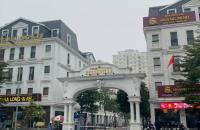 Bán nhà mặt phố khu Nam Trung Yên, nhận nhà ở ngay