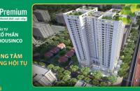 Bán căn hộ chung cư Housinco Premium Nguyễn Xiển - 2,7 tỷ căn 2PN - BỐN PHƯƠNG TỤ HỘI