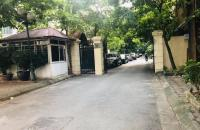 Bán biệt thự khu 130 Đốc Ngữ, Ba Đình khu VIP căn góc 103m x5T nhà đẹp giá 29 tỷ. LH: 0961127399