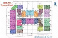 Căn hộ chung cư tại quận Long Biên chỉ 16tr/m2