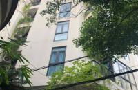 Hiếm bán tòa nhà cao cấp mặt phố Hoàng Cầu, 115M, 2 mặt tiền khủng, dòng tiền tốt