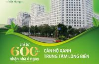 CĂN HỘ CAO CẤP TẠI LONG BIÊN CHỈ TỪ 600 TRIỆU FULL NỘI THẤT CAO CẤP