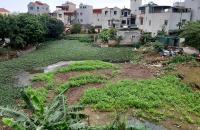 Bán đất xây biệt thự vườn tại Đa Tốn, Gia Lâm, Hà Nội. 250m2, ô tô 7 chỗ vào. Lh 0936098052