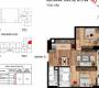 Tôi cần bán gấp căn C1803, 2 phòng ngủ ban công ĐN- Chung cư Imperia Garden- 2.5 tỷ