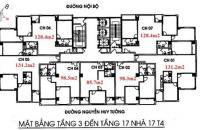 Cần bán gấp chung cư giá rẻ, Hapulico, 85.7m2, tầng trung, nhà đẹp, giá chỉ 36tr/m2